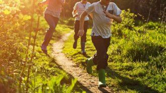 Mit Spaß in die Ferien – Diabetes-Camps für Kinder