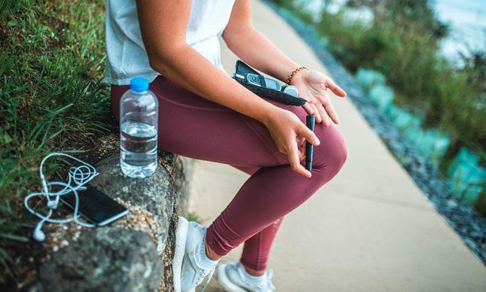 """Der """"erworbene"""" Typ-2-Diabetes sollte vor allem ursächlich behandelt werden und das bedeutet: den Lebensstil umstellen"""