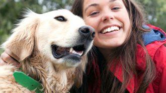 Warum Diabetikern ein Hund guttut