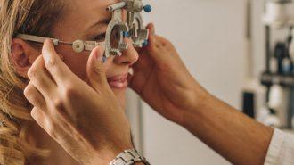 Verstehen Sie Ihren Augenarzt?