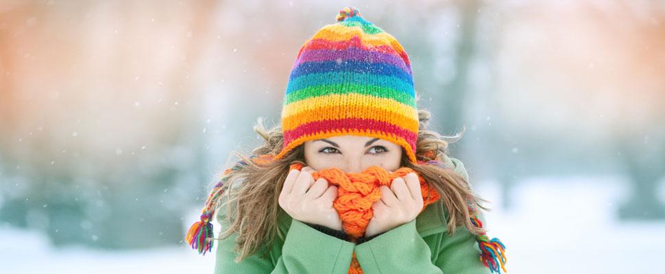 Diabetes: Die richtige Hautpflege im Winter