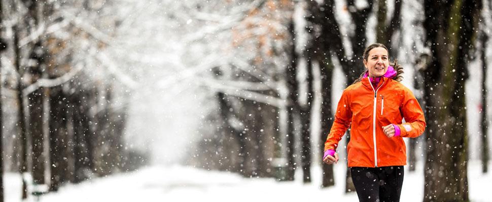 Sport im Winter mit Diabetes