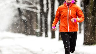 Sport im Winter mit Diabetes