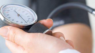 5 natürliche Blutdrucksenker