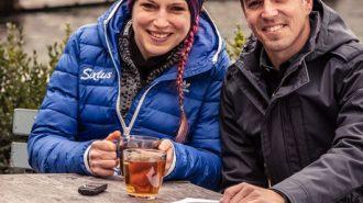 Sport mit Diabetes: Philipp Lahm trifft Stefanie Blockus zum Interview