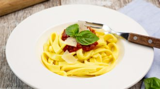 Quarknudeln – die Low Carb  Pasta-Alternative