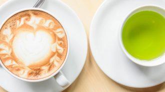 Neue Forschungsergebnisse: Kaffee und grüner Tee gegen Diabetes