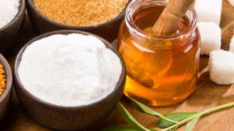 Zuckerersatz für Diabetiker
