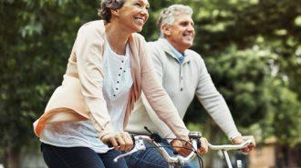 Mit Radfahren dem Diabetes davonradeln