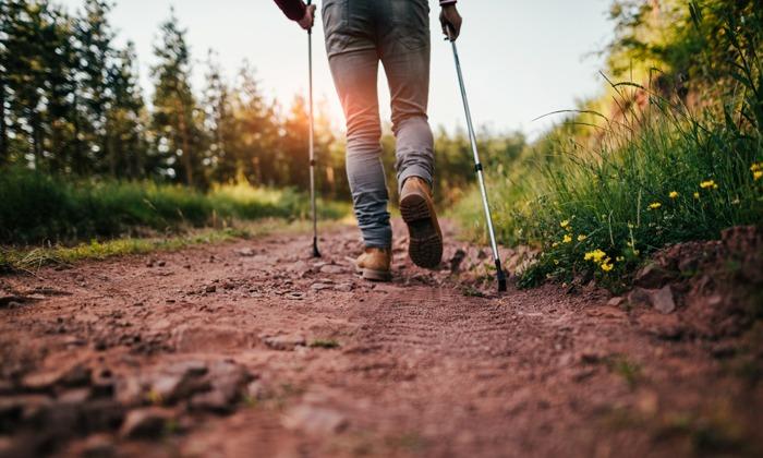 Walken bei Gelenkschmerzen